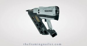 Hitachi NR90 GC2,hitachi framing gun,hitachi gas nailer,hitachi cordless framing nailer