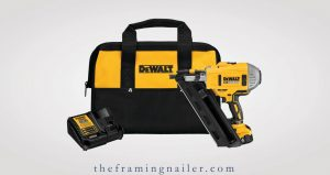Dewalt DCN692M1,best cordless framing nailer,dewalt 20v framing nailer review,dewalt framing nailer